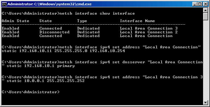 Как из командной строки настроить Hyper-V Server R2 Failover Cluster-1 часть-04