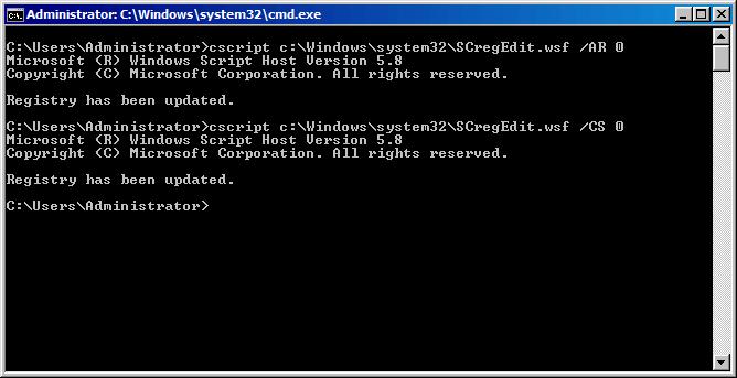 Как из командной строки настроить Hyper-V Server R2 Failover Cluster-1 часть-05