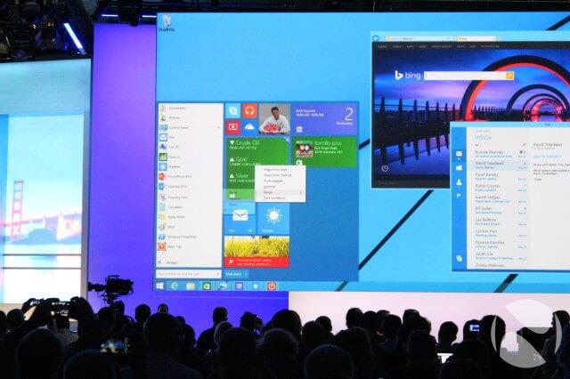Публичная Preview-версия Windows Threshold выйдет в конце сентября - начале октября