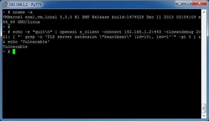 Серьезная дыра безопасности OpenSSL в программном обеспечении VMware