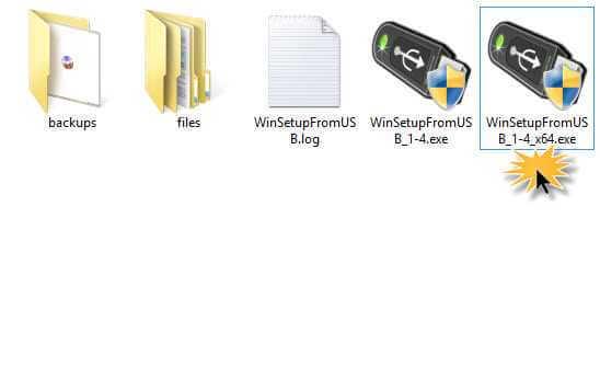 Создание загрузочной флешки с помощью WinSetupFromUSB часть 3