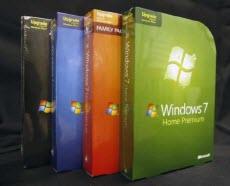 Все редакции windows 7 - Список редакции windows 7