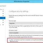 rdp-клиенты Windows XP не подключаются к RDS Windows 2012R2