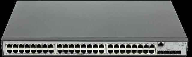 Как через web интерфейс настроить VLAN на коммутаторе 3Com Baseline Switch 2952-01