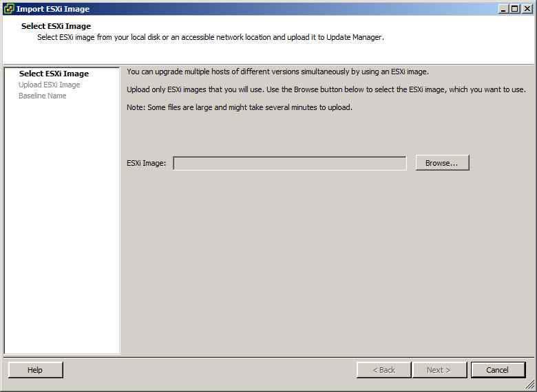 Как обновить ESXI с 5.1 до 5.5 — часть 1. Через Update Manager Server-02
