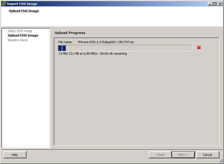 Как обновить ESXI с 5.1 до 5.5 — часть 1. Через Update Manager Server-05