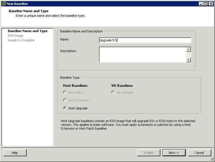 Как обновить ESXI с 5.1 до 5.5 — часть 1. Через Update Manager Server-09