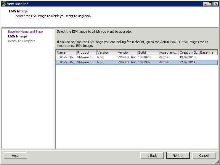 Как обновить ESXI с 5.1 до 5.5 — часть 1. Через Update Manager Server-10