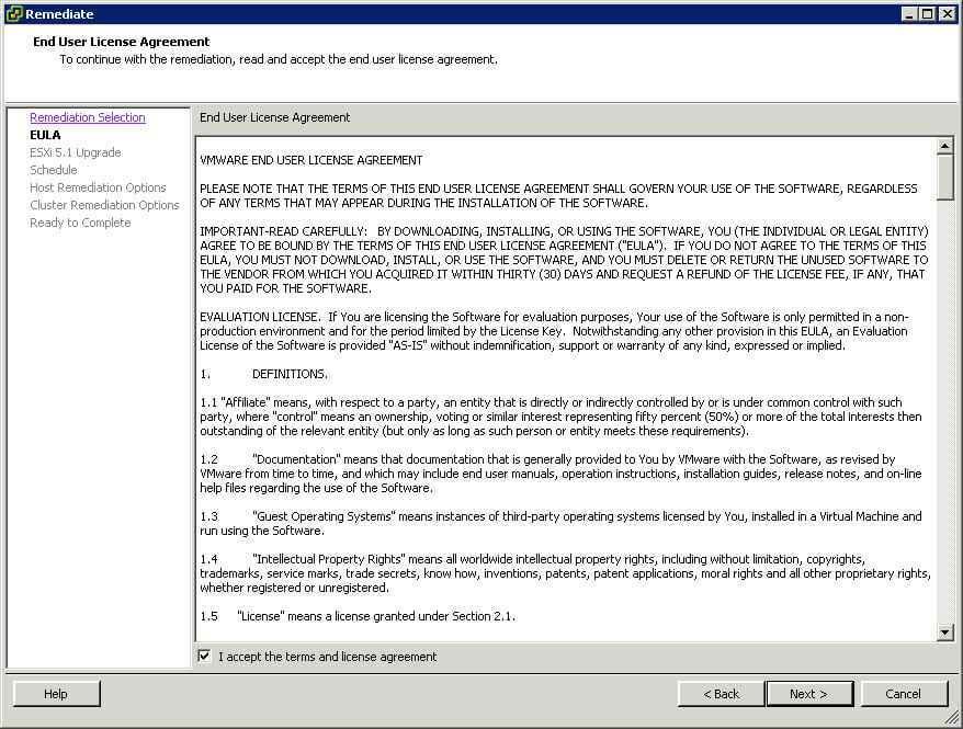Как обновить ESXI с 5.1 до 5.5 — часть 1. Через Update Manager Server-21