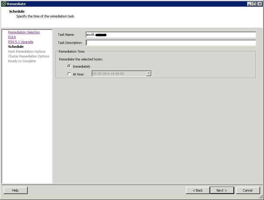 Как обновить ESXI с 5.1 до 5.5 — часть 1. Через Update Manager Server-22