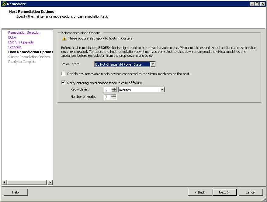 Как обновить ESXI с 5.1 до 5.5 — часть 1. Через Update Manager Server-23