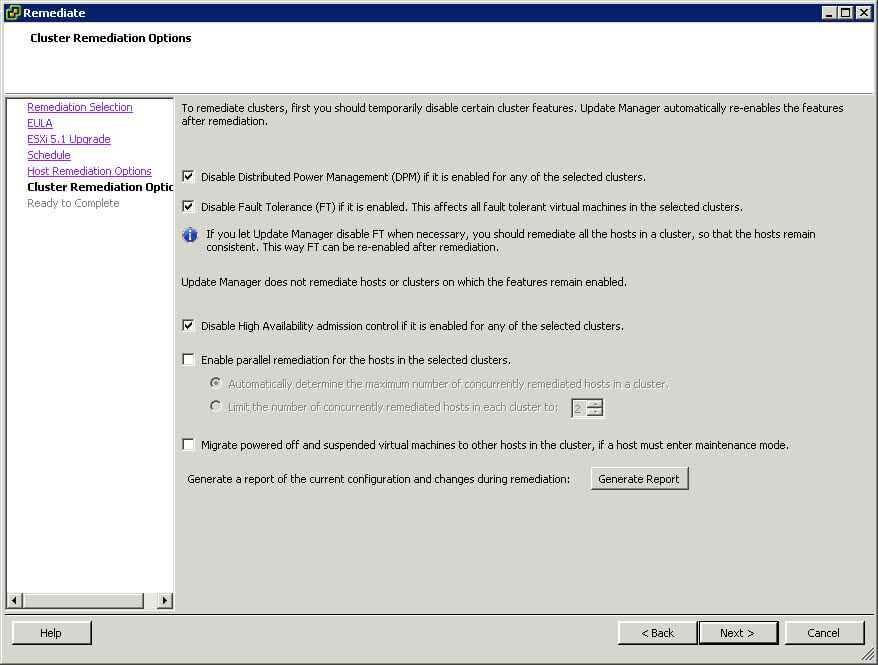 Как обновить ESXI с 5.1 до 5.5 — часть 1. Через Update Manager Server-24