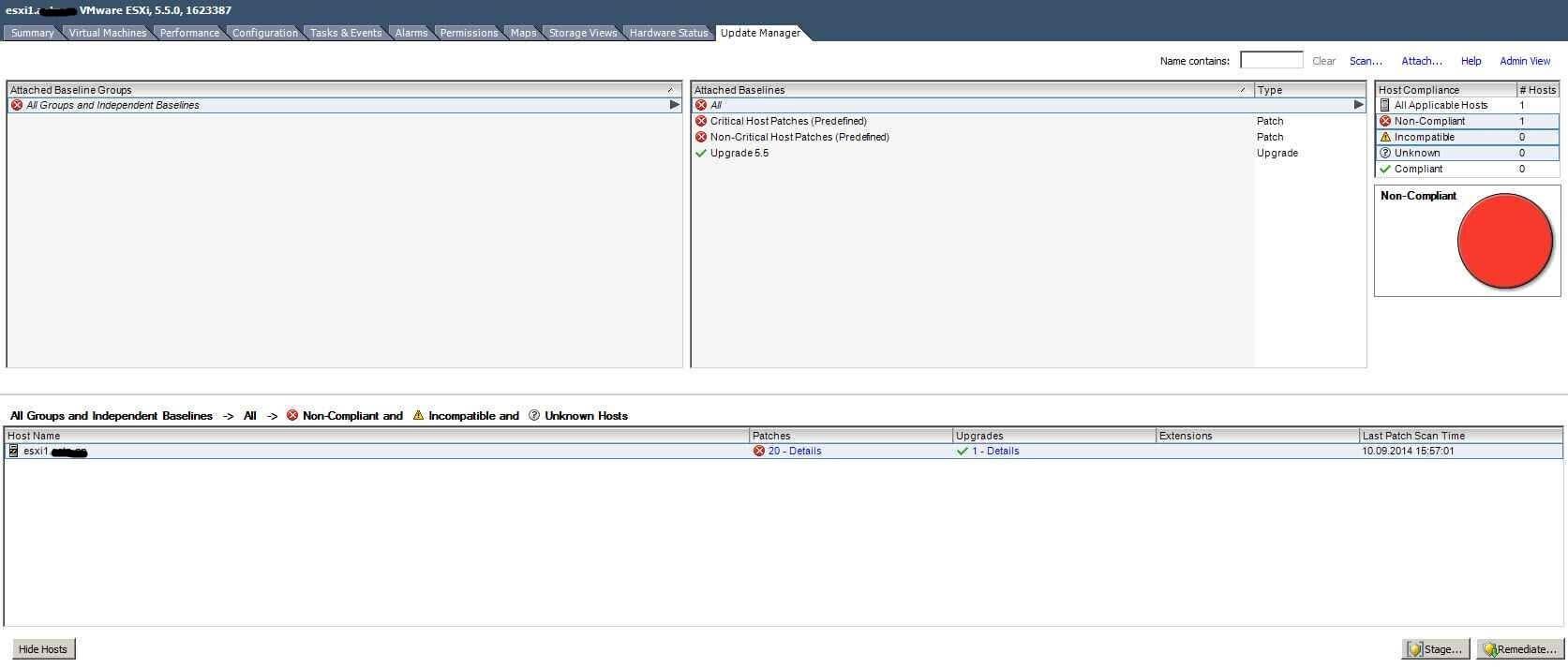 Как обновить ESXI с 5.1 до 5.5 — часть 1. Через Update Manager Server-29