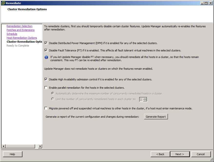 Как обновить ESXI с 5.1 до 5.5 — часть 1. Через Update Manager Server-34