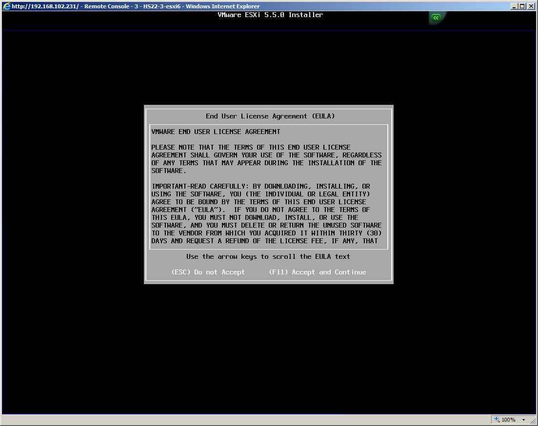 Как обновить ESXI с 5.1 до 5.5 — часть 2. Через установочный диск.-02