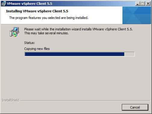 Как обновить Vcenter с 5.1 до 5.5 — часть 2-30