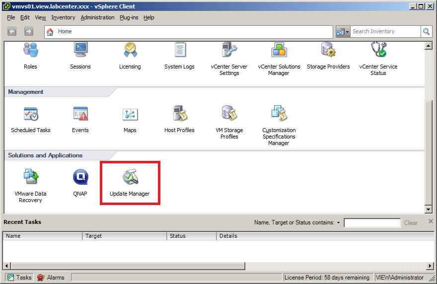 Как обновить Vcenter с 5.1 до 5.5 — часть 3. Обновляем Update Manager Server-26