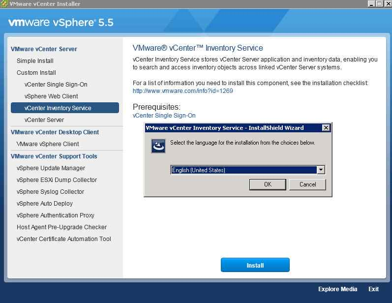 Как обновить Vcenter с 5.1 до 5.5-1 часть-33