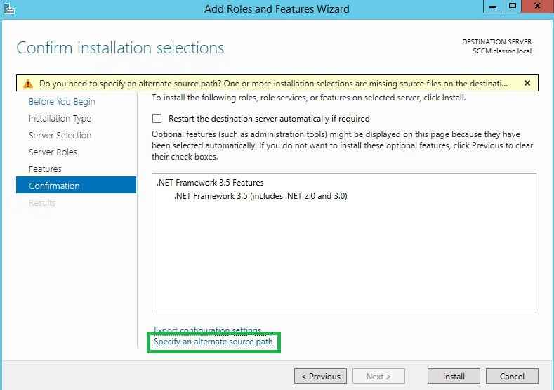 Как установить .net Framework 3.5 на Windows Server 2012R2-04