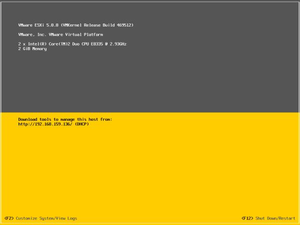 Как включить доступ по SSH и esxi shell на хосте VMware ESXi 5.1-01