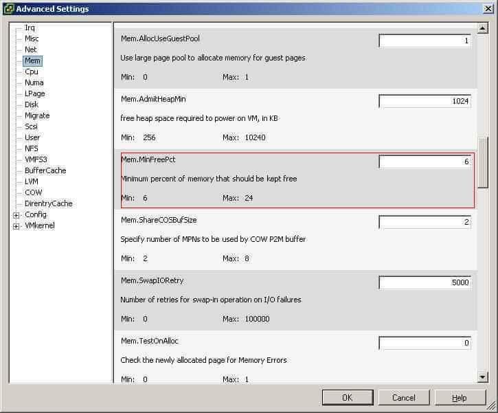 Когда включается Memory Ballooning в VMware vSphere-03