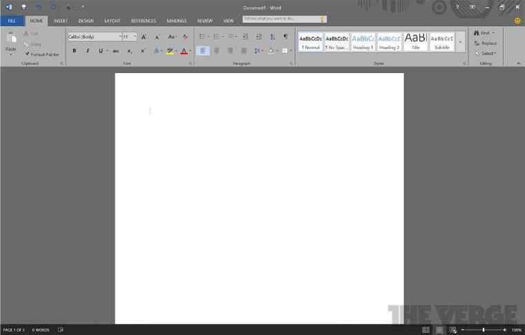 Новая версия Office уже тестируется партнёрами Microsoft-01