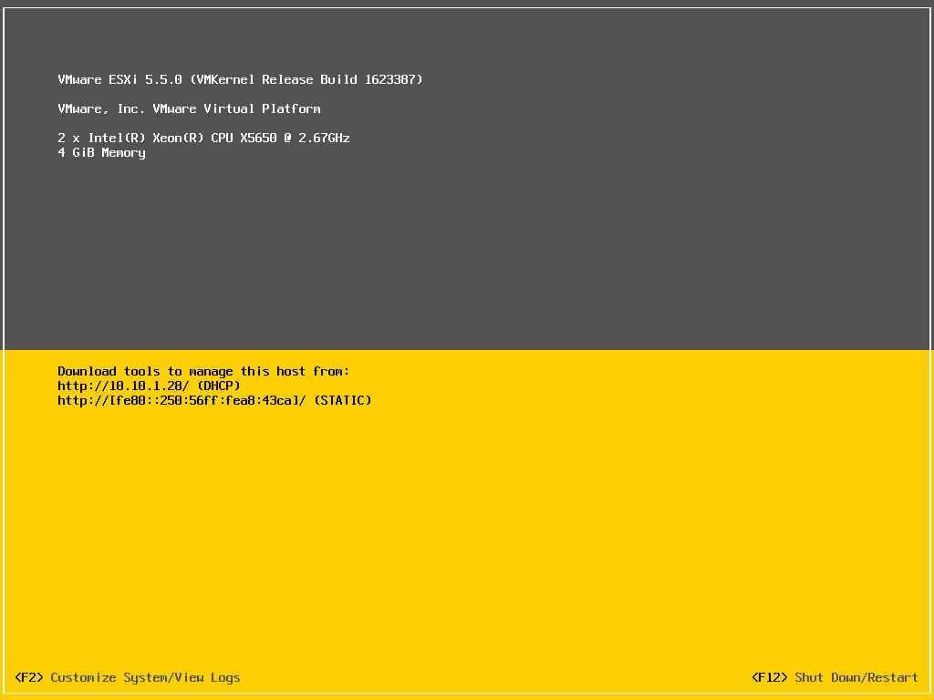 Описание локальных параметров в ESXI 5.x.x-01