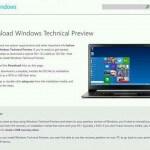 Стал известен вероятный размер 64- и 32-разрядных Windows 9 Technical Preview