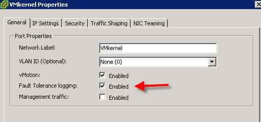 Установка и настройка VMware Fault Tolerance-04