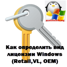 Windows retail что это