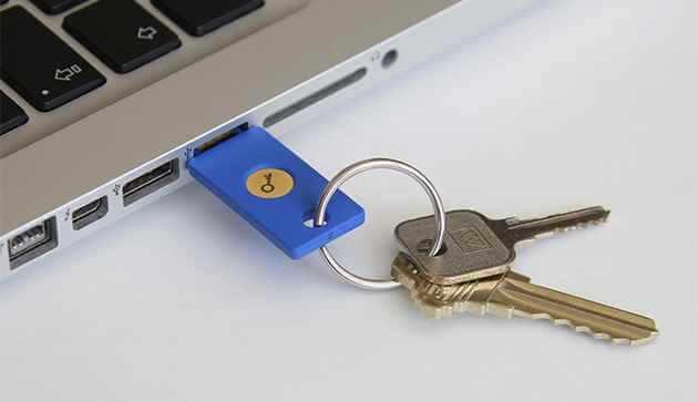 Google Security Key- устройство для двухуровневой аутентификации-01