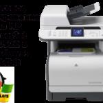 Сетевое сканирование на HP LaserJet M1522 в windows7 64bit