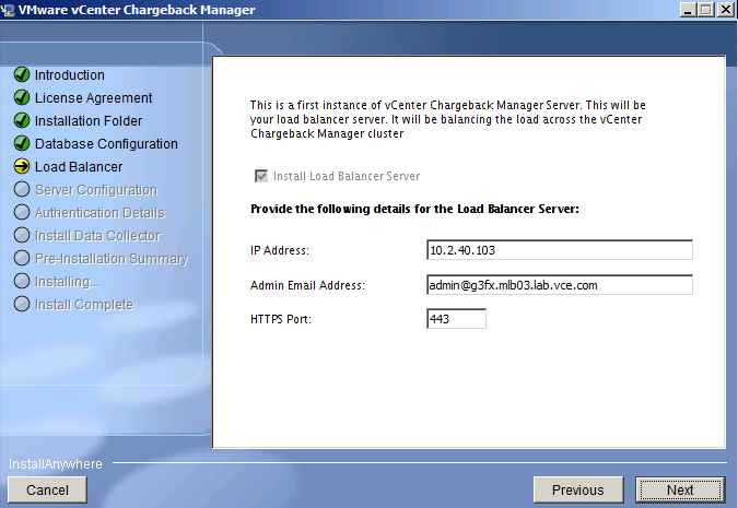 How to Install VMware vCenter Chargeback and Data Collectors- Step by Step eng version-16