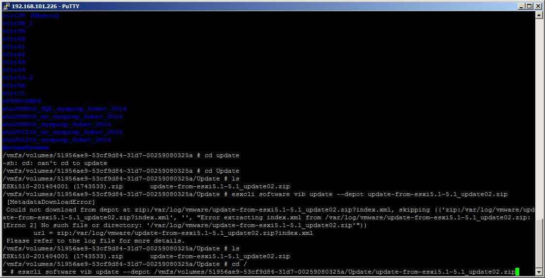 Как обновить ESXI 5.0 и 5.1 до версии ESXI 5.5 без Update Manager-09