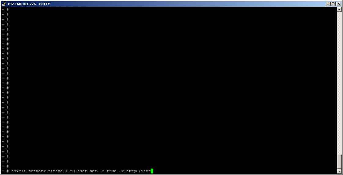 Как обновить ESXI 5.0 и 5.1 до версии ESXI 5.5 без Update Manager-14