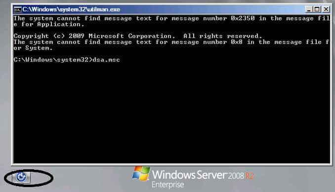 Как сбросить пароль Доменому Администратору в Windows server 2008R2, или про то, как взломать контроллер домена за 5 минут-05