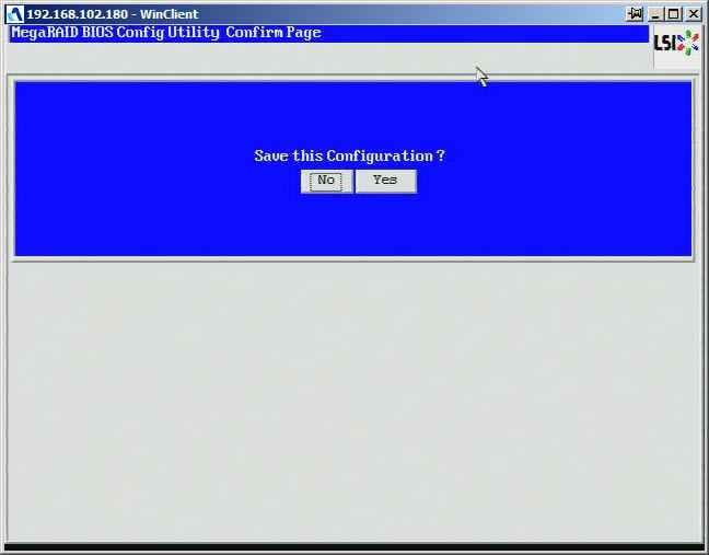 Как создать raid10, raid50, raid60, raid5 на контроллере LSI MegaRAID SAS PCI Express ROMB-24
