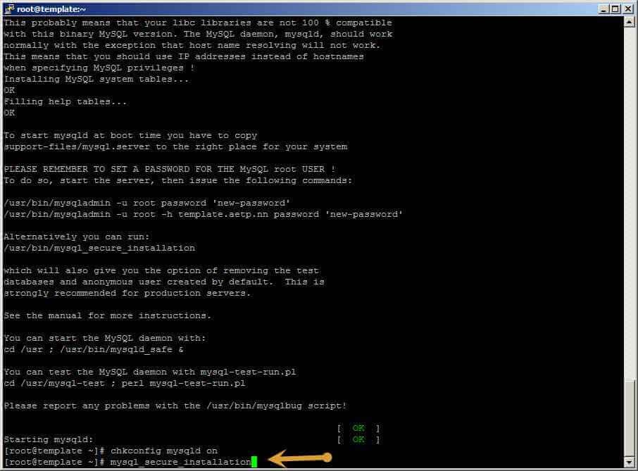 Как установить racktables на CentOS 6.5-11