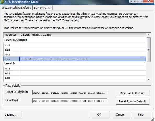 Как включить EVC (Enhanced vMotion Compatibility) в vMware Esxi 5.x.x-03
