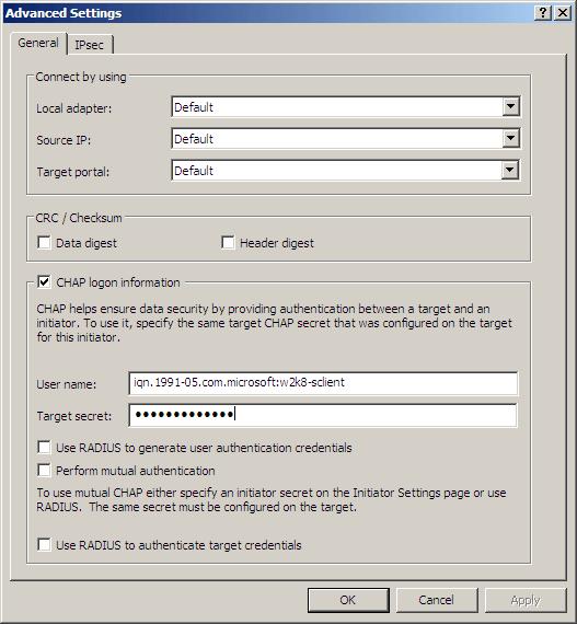 Как защитить iscsi в windows server 2008R2-04