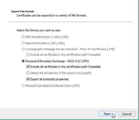Как зашифровать данные в Windows 8 с помощью EFS-09