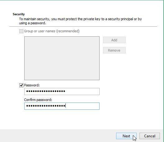 Как зашифровать данные в Windows 8 с помощью EFS-10
