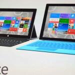 Анонс планшета Surface 3 ожидается в октябре