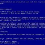 Синий экран на виртуальной машине в ESXI 5.x.x