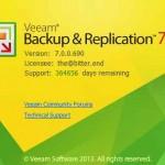 Как обновить Veeam Backup & Replication 7 с помощью патча.
