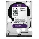 Вместимость жёстких дисков WD Purple достигла 6 Тбайт