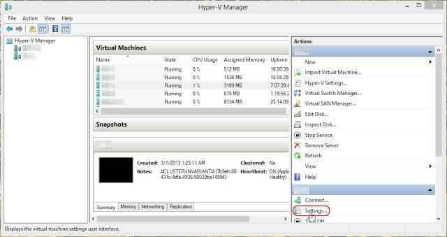 Как настроить зеркалирование портов в Hyper-V 2012R2-01