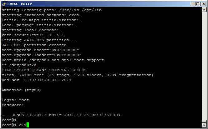 Как настроть DHCP сервер на Juniper SRX-01