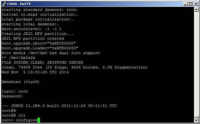 Как настроть DHCP сервер на Juniper SRX-02