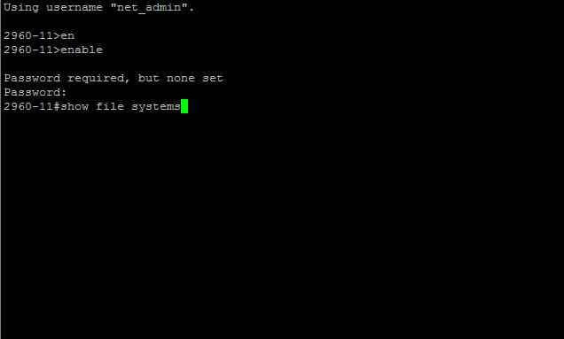 Как обновить прошивку IOS в Сisco router или switch на примере Cisco 2960+48TC-S-03
